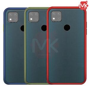 قاب محافظ شیائومی Hybrid PC Matte Case | Redmi 9C