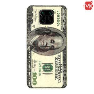 قاب محافظ شیائومی US Dollar Case | Nore 9 Pro | Note 9S | Note 9 Pro max