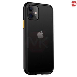قاب محافظ مات آیفون Matte Hybrid Case | iphone 12