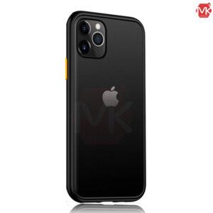 قاب محافظ مات آیفون Matte Hybrid Case | iphone 12 Pro | iphone 12 Max