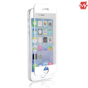 buy price apple iphone 5 iphone se iphone 5s 5D full glue tempered screen glass 4 گلس گوشی