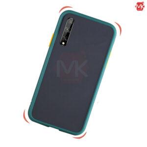 قاب محافظ مات هواووی Matte Hybrid Case | Huawei Y8P