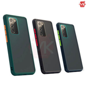 قاب مات سامسونگ Hybrid PC Matte Case | Galaxy Note20 | Note 20