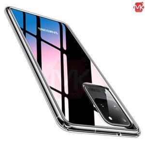 قاب طلقی شفاف سامسونگ Liquid Crystal Case | Galaxy S20 Ultra