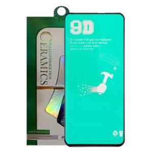 محافظ صفحه سرامیک شیائومی Full Scren Full Gum | Redmi K30 Pro | Poco F2 Pro