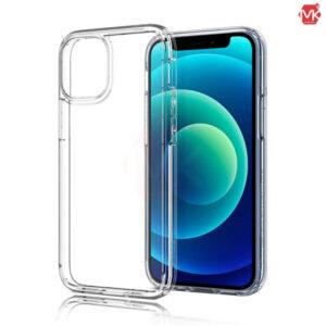 قاب محافظ شفاف آیفون Liquid Clear Case | iphone 12 Mini