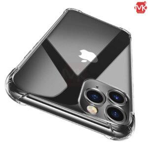 قاب کپسول دار آیفون Clear AirBag Case | iphone 12 Pro