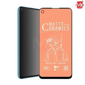 محافظ سرامیک مات هواوی Ceramics Matte Film | Nova 7i | P40 Lite | Nova 6 se