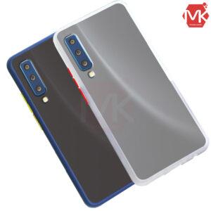قاب مات محافظ سامسونگ Matte Hybrid Case   Galaxy A750   A7 2018