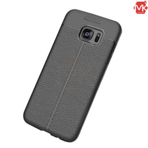 قاب محافظ سامسونگ Auto Focus Texure Case | Galaxy S6 Edge Plus