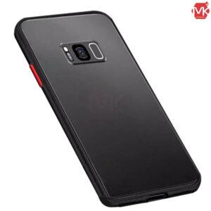 قاب هیبرید سامسونگ Matte Hybrid Cover   Galaxy S8 Plus