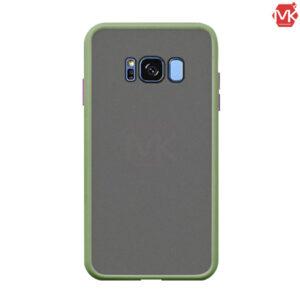 قاب محافظ هیبرید سامسونگ Matte Hybrid Case | Galaxy S8