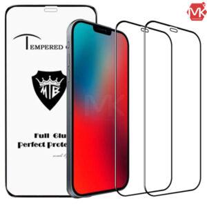 محافظ صفحه روکش سخت آیفون 5D MB Glass | iphone Mini