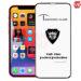محافظ صفحه تقویت شده آیفون 5D MB Glass | iphone 12 Pro Max