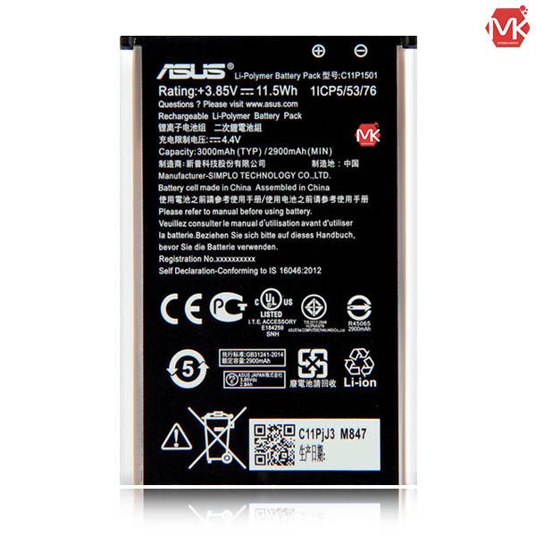 باتری اصل ایسوس Original Battery   ZD551KL Asus Zenfone Selfie