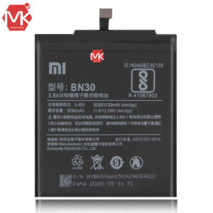 buy price bn30 redmi 4a original replacement battery 1 باتری گوشی