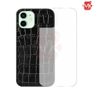 برچسب پشت کروکودیل آیفون Crocodile Protector | iphone 12 Mini