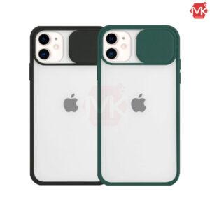 قاب هیبرید آیفون Hybrid Camera Slidnig Case | iphone 12 Pro Max