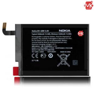 باتری نوکیا Nokia BV-4BW Lumia 1520 Battery اورجینال