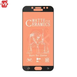 محافظ صفحه سرامیک مات Ceramics Matte Film | Galaxy j5 Pro