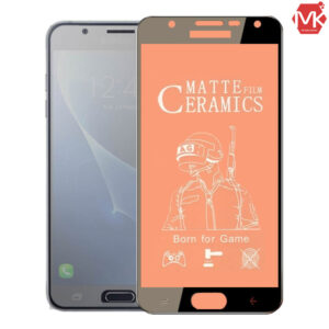 محافظ صفحه سامسونگ Ceramics Matte Film | Galaxy j5 Prime