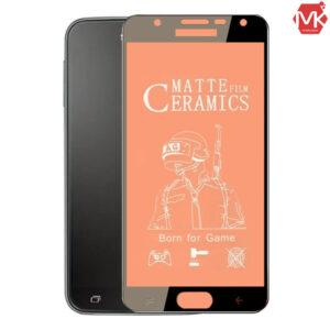 محافظ سرامیک مات سامسونگ Ceramics Matte Film | Galaxy j7 Pro