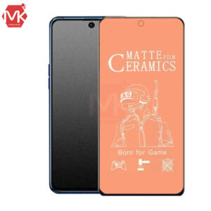 محافظ صفحه سامسونگ Ceramics Matte Film | Galaxy S20 FE | S20 Lite