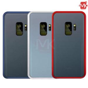قاب محافظ هیبرید سامسونگ Matte Hybrid Cover | Galaxy S9