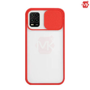 قاب هیبرید شیائومی Camera Protection Slide Case | Mi 10 Lite