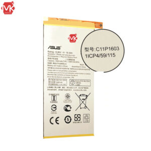باتری اصل ایسوس Asus Zenfone 3 Deluxe ZS550KL Battery