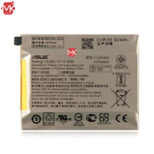 باتری ایسوس Asus Zenfone 3 Deluxe ZS570KL Battery اورجینال
