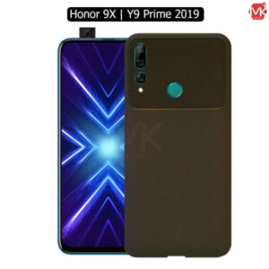 قاب محافظ هواوی TPU Carbon Fiber Case | Honor 9X | Y9 Prime 2019