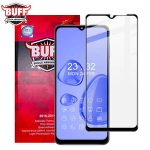 محافظ صفحه بوف سامسونگ BUFF 5D Glass | Galaxy A12