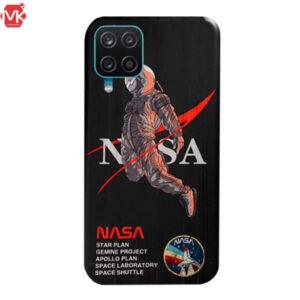 قاب محافظ سامسونگ Star Man NASA Case | Galaxy A12