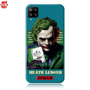 قاب جوکر سیلیکون Heat Ledger JOKER Case | Galaxy A42