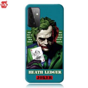 قاب طرح جوکر سیلیکون Heat Ledger joker Cover | Galaxy A72 5G