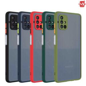 قاب محافظ سامسونگ Matte Hybrid Case | Galaxy M31s
