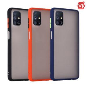 قاب محافظ سامسونگ Matte Hybrid Case   Galaxy M51