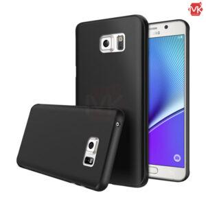 قاب محافظ سامسونگ Slim Matte TPU Case | Galaxy Note 5