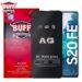 محافظ صفحه مات سامسونگ BUFF Matte Glass | Galaxy S20 FE