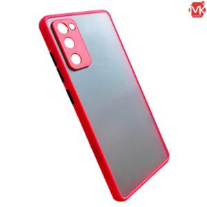 قاب محافظ سامسونگ Hybrid Matte Case | Galaxy S20 FE