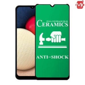 محافظ سرامیکی سامسونگ Anti-Shock Ceramics Film | Galaxy A02s