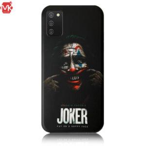 قاب طرح جوکر سیلیکون Happy Face joker Case   Galaxy A02s