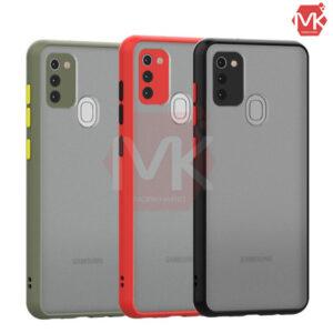 قاب پشت مات سامسونگ Camera Matte Case | Galaxy M21