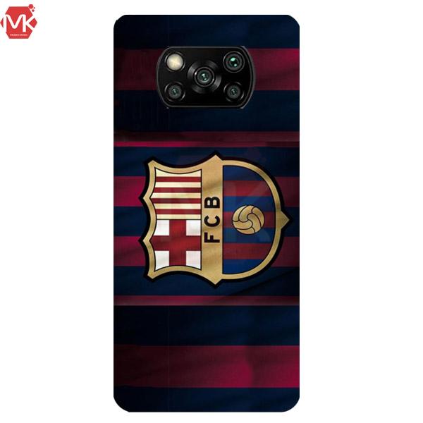 قاب بارسلونا شیائومی Barcelona FC Case | Poco X3