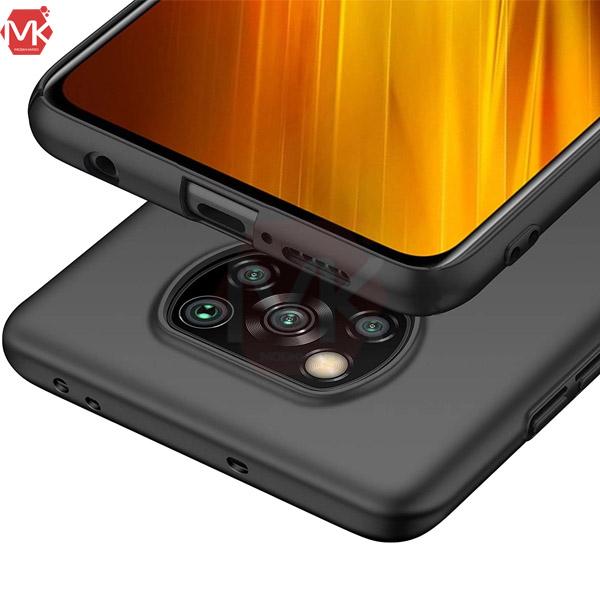 قاب محافظ شیائومی Ultra-Thin TPU Case   Poco X3