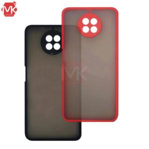 قاب پشت مات شیائومی Matte Hybrid Case | Redmi Note 9 5G