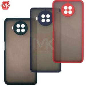 قاب محافظ شیائومی Matte Hybrid Case | Redmi Note 9 Pro 5G