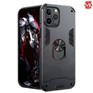 قاب محافظ آیفون Hybrid Armor Ring Case | iphone 12 Pro Max