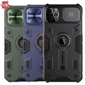 قاب محافظ نیلکین Nillkin CamShield Armor Case   iphone 12 Pro Max